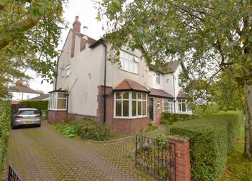 Thumbnail 4 bedroom semi-detached house for sale in Allerton Avenue, Moortown, Leeds