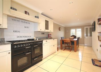 Thumbnail 3 bed detached house for sale in Wilton Place, New Haw, Addlestone
