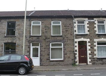 Thumbnail 2 bed terraced house to rent in Margaret Street, Pontygwaith, Ferndale, Rhondda Cynon Taff.