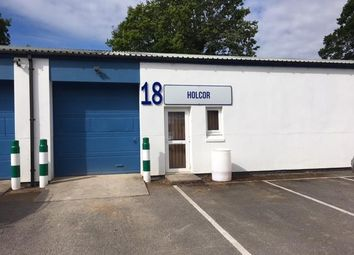 Thumbnail Light industrial to let in Unit 18, Brent Mill Industrial Estate, Long Meadow, South Brent