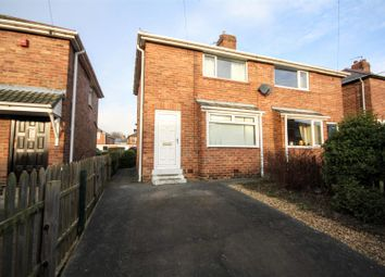 Thumbnail 2 bed semi-detached house for sale in Glenroy Gardens, South Pelaw, Chester Le Street