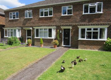 Thumbnail 3 bedroom terraced house for sale in Riverside Gardens, Romsey