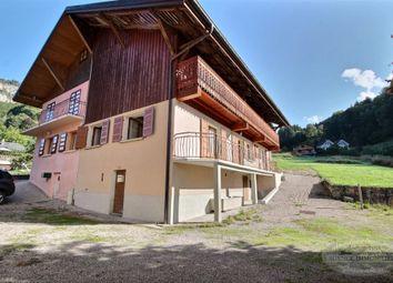 Thumbnail 2 bed semi-detached house for sale in Route De L'abbaye, Saint-Jean-D'aulps, Le Biot, Thonon-Les-Bains, Haute-Savoie, Rhône-Alpes, France
