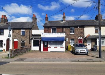Thumbnail Commercial property for sale in 86 Main Road, Broomfield, Chelmsford, Essex