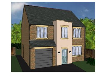Thumbnail 4 bed detached house for sale in Elvin Way, New Tupton, Chesterfield