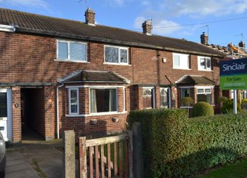 Thumbnail 3 bed terraced house for sale in Thorpe Road, Shepshed, Leicestershire