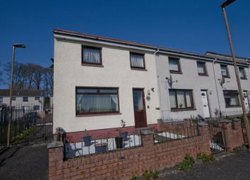 Thumbnail 3 bedroom end terrace house for sale in 27 Tay Court, Alloa, Clackmannanshire 1Qd, UK