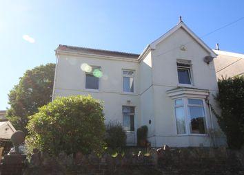 Thumbnail 4 bed detached house for sale in Plas Cadwgan Road, Ynystawe, Swansea