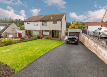 Thumbnail 3 bed semi-detached house for sale in Mellerstain Road, Kirkcaldy