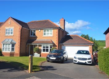 Thumbnail 4 bed detached house for sale in Gwynant, Colwyn Bay
