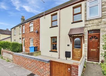 3 bed terraced house for sale in Albert Road, Parkstone, Poole BH12