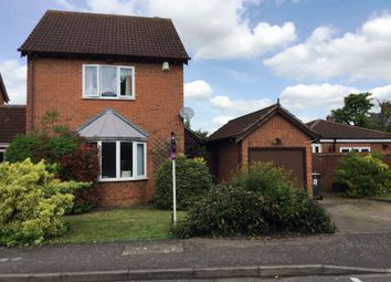 Thumbnail Link-detached house for sale in St Marys Close, Marston Moretaine, Bedford
