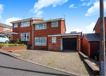 Thumbnail 3 bed semi-detached house for sale in Musk Lane, Dudley