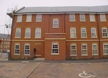 Thumbnail 2 bed flat to rent in Florey Gardens, Aylesbury, Buckinghamshire