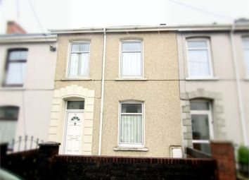 Thumbnail 3 bed terraced house for sale in Bryngwyn Road, Llanelli, Carmarthenshire