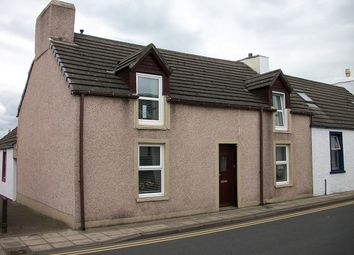 Thumbnail 3 bed semi-detached house for sale in Sheuchan Street, Stranraer