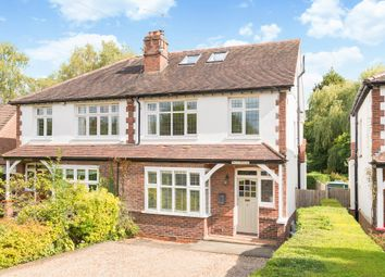 4 bed semi-detached house for sale in Old Portsmouth Road, Peasmarsh, Guildford GU3