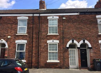 Thumbnail 2 bedroom terraced house for sale in Ruskin Street, St. Georges Road, Hull