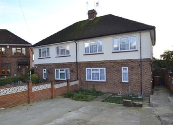 Thumbnail 4 bed semi-detached house to rent in King George Road, Ware