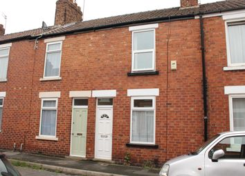 Thumbnail 2 bed terraced house to rent in Amber Street, York