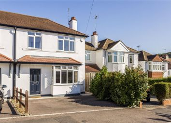 Hillcrest Road, Whyteleafe, Surrey CR3. 3 bed semi-detached house