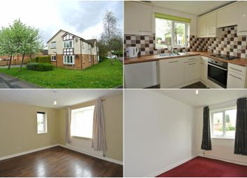 Thumbnail 1 bed flat to rent in Gressingham Drive, Lancaster