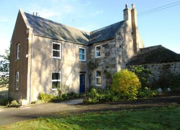 Thumbnail 4 bedroom detached house for sale in Forgue, Huntly, Aberdeenshire
