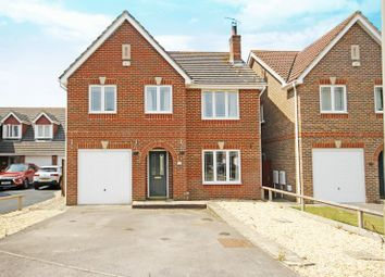 Thumbnail 4 bed detached house to rent in Honeysuckle Gardens, Everton, Lymington