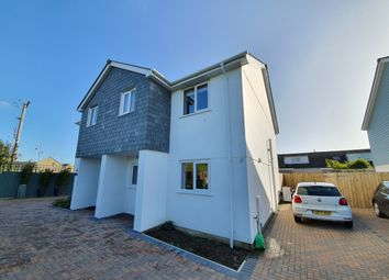 Thumbnail 3 bedroom semi-detached house to rent in Manaton Mews, Jubilee Close, Marazion