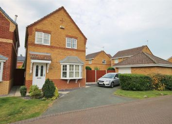 Thumbnail 3 bed detached house for sale in Marlowe Close, Widnes