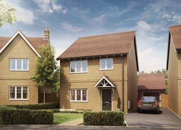 "Thumbnail 3 bed property for sale in ""The Langford"" at St. James Close, Bartestree, Hereford"