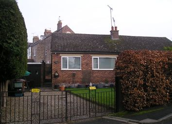 Thumbnail 2 bed semi-detached bungalow for sale in St Peter Street, Norton, Malton
