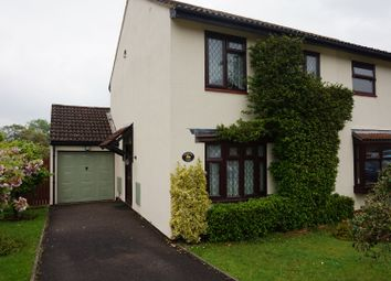 Thumbnail 3 bed semi-detached house to rent in Stourton Drive, Bristol