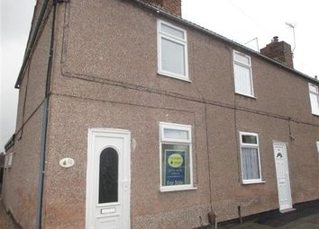 Thumbnail 2 bed end terrace house for sale in Main Street, Newthorpe, Nottingham