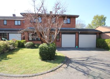 Thumbnail 4 bed detached house for sale in Waldeve Grove, Solihull