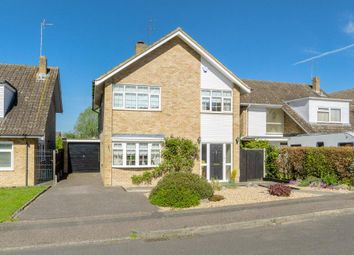 Thumbnail 4 bed detached house for sale in Washbrook Close, Barton Le Clay