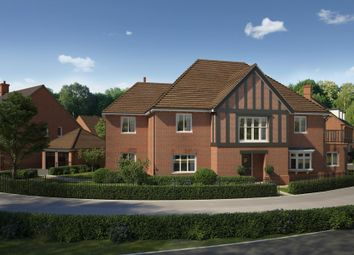 "Thumbnail 5 bed detached house for sale in ""Whistler House"" at Wedgwood Drive, Barlaston, Stoke-On-Trent"