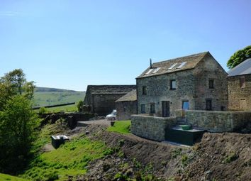 Thumbnail 3 bed barn conversion for sale in Laneside Road, New Mills, High Peak