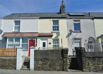Thumbnail 2 bed terraced house to rent in Albion Road, Pontypool