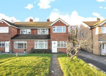 Thumbnail 3 bed semi-detached house for sale in Woodhurst Drive, Denham, Uxbridge, Middlesex