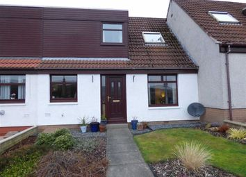 Thumbnail 2 bed terraced house for sale in Moonzie Bank, Cupar, Fife