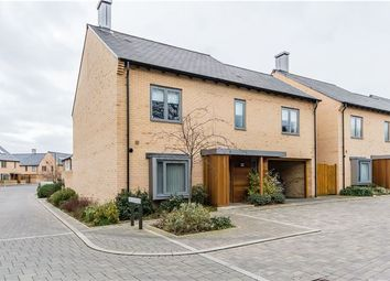 Thumbnail 4 bedroom detached house for sale in Old Mills Road, Trumpington, Cambridge