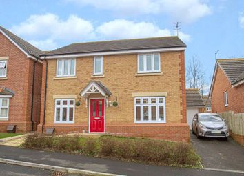 Thumbnail 4 bed detached house for sale in Cross Furlong, Wychbold, Droitwich