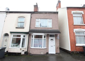 Thumbnail 3 bedroom end terrace house for sale in Manor Street, Hinckley