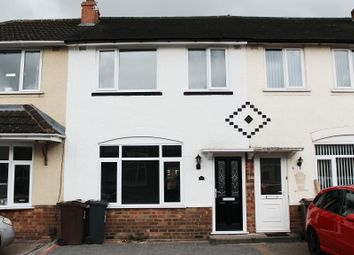 Thumbnail 3 bed terraced house to rent in Shakespeare Road, Shirley, Solihull
