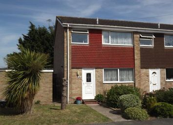 Thumbnail 3 bed end terrace house for sale in Haworth Close, Christchurch