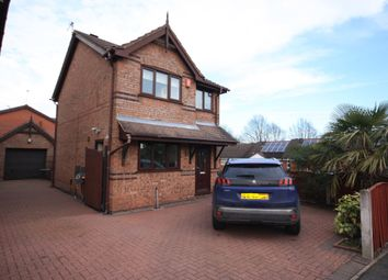 3 bed detached house for sale in Springfield Drive, Kidsgrove, Stoke-On-Trent ST7