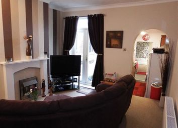 Thumbnail 2 bedroom terraced house to rent in Heber Street, Longton, Stoke-On-Trent