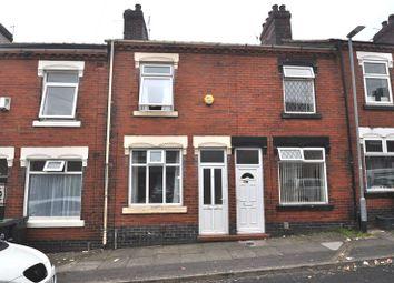 Thumbnail 2 bed terraced house for sale in Derwent Street, Hanley, Stoke On Trent