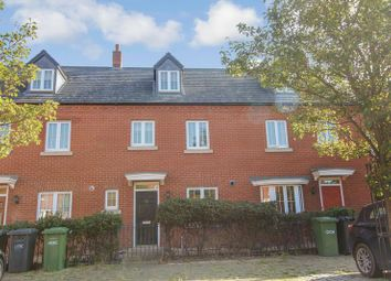 Thumbnail 4 bedroom terraced house to rent in Banks Court, Eynesbury, St. Neots